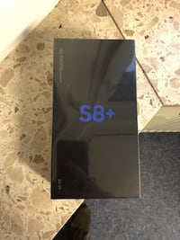 Brand new samsung galaxy s8 plus  TORONTO