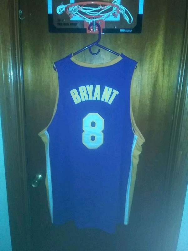 reputable site 3d8a4 a5691 Authentic kobe bryant jersey