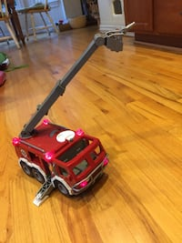 red fire truck toy Bethesda, 20817
