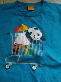 Enjoi Panda shopping cart shirt large skateboardin Chandler
