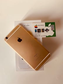 İPhone 6s Plus Gold