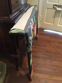 black and green floral print textile Chevy Chase, 20815