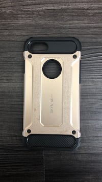 white and black iPhone case Vancouver, V5N