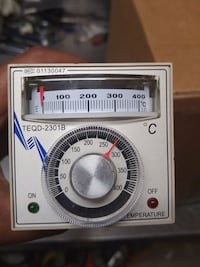 Temperature controller used Vaughan, L4H 2Y1