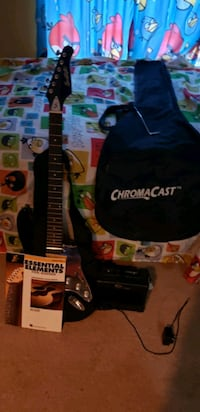 Sawtooth Rise Eletric Guitar (95 OBO)  Purcellville, 20132