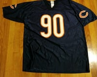 Chicago Bears #90 Jersey