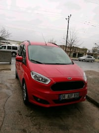 Ford - Courier - 2016 8333 km