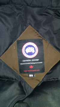Thick Warm Winter Canadian Goose jacket Toronto