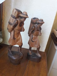 Figurines en bois Wœrth, 67360