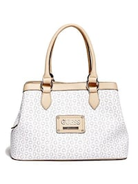 G by Guess Logo Proposal Satchel