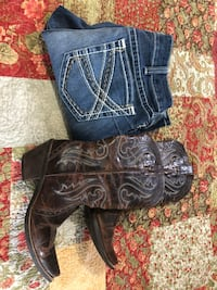 Ariat Jeans & Boots Provo, 84601