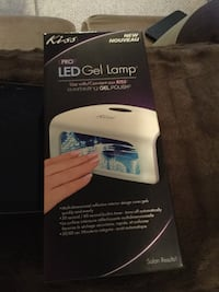 Gel lamp dryer.its available.