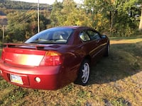 Chrysler - sebring - 2001