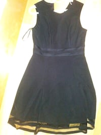 Black Fit and Flare Size 12
