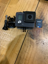 GoPro Hero with Case and 32GB SD London