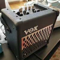 Guitar Combo Amplifier (Vox MINI5 Rhythm) Oslo, 0661
