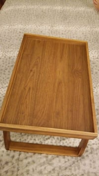 Acacia wood bed tray Milton, L9T