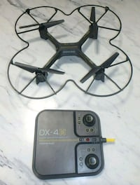 dx-4 drone with camera..fun and works great Kansas City, 66102