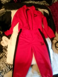 Puma. Outfit. 4t  Overland, 63114