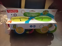 white and green Fisher-Price learning toy Montréal, H1R 1M6