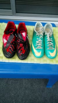 Soccer ⚽ shoes. 41/2      6 Brampton, L6S 3C5