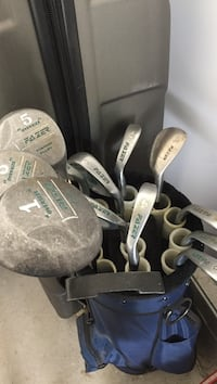 Full set of ladies golf clubs and bag Sherwood Park, T8H 0W2