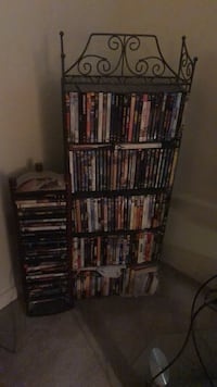 assorted DVD movie case lot Waldorf, 20602