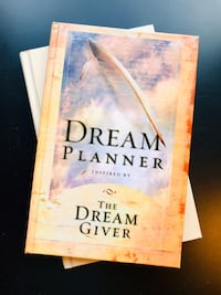 """""""The Dream Giver"""" + Planner by Bruce Wilkinson Leesburg, 20175"""