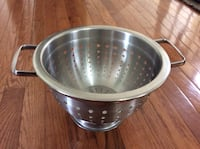 Stainless Steel Premium Colander with Base, 44 km