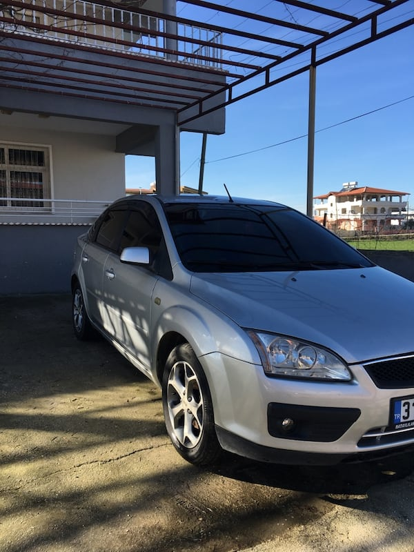 2008 Ford Focus 1.6 TDCI 109PS COLLECTION 5