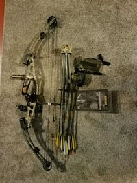 Hoty Compound Bow LEFT HANDED