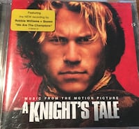 A Knight's Tale CD Falls Church