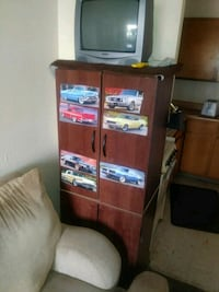 TV or cabinet storage cabinet today only    Haskins, 43525