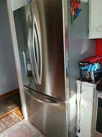 stainless steel french door refrigerator Mississauga, L5B