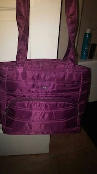 women's purple shoulder bag 2868 km