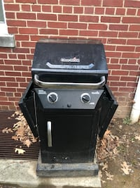 CharBroil 4 burner gas grill with cover Alexandria, 22305