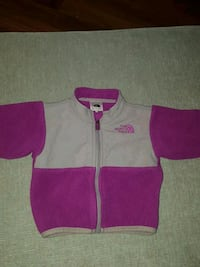 The North Face 3-6 months fleece Alexandria, 22306
