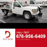 2009 Chevrolet Colorado Work Truck Atlanta
