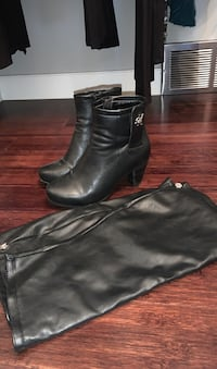 Ankle Boots with Cuffs Lacombe, T4L 2M1
