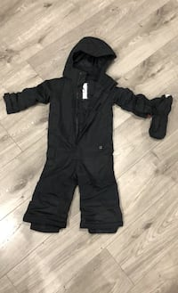 Burtons toddler snow suit 18-24mnths