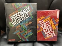 Personally Incorrect - Adult Party Game - and Expansion No.1