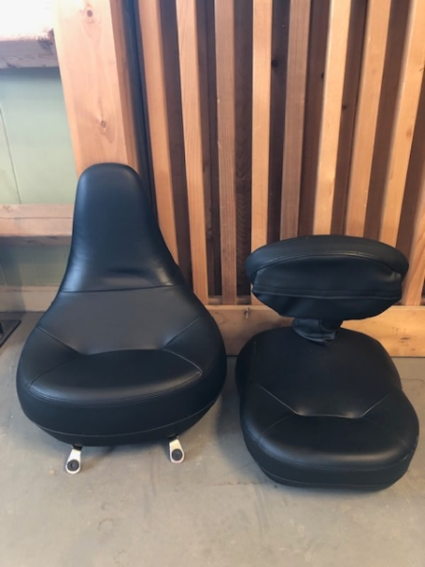 Never Used Mustang Motorcycle Seats