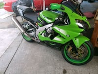 2002 NINJA 9ZXR trade for low mile car or truck Spanaway, 98387