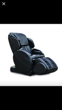 black and gray gaming chair Pawnee, 62558