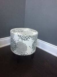 Silver and Grey Bench Stool Whitchurch-Stouffville, L4A