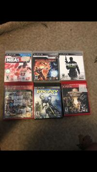 PS3 games New Britain, 06051