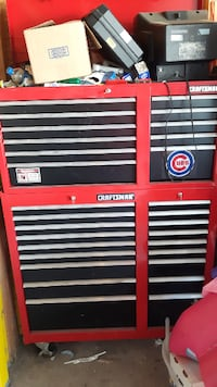 Craftsman 29 drawer tool chest CALGARY