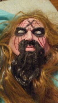 Rob Zombie Mask Garfield Heights, 44125