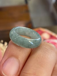Ice jadeite (type A) ring Annandale, 22003