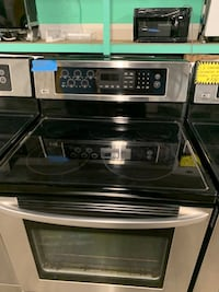 LG STAINLESS STEEL ELECTRIC OVEN WORKING PERFECTLY 4 MONTHS WARRANTY